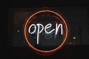 website-open