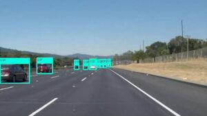 Vehicle Detection using Darknet YOLOv3 on Jetson Nano