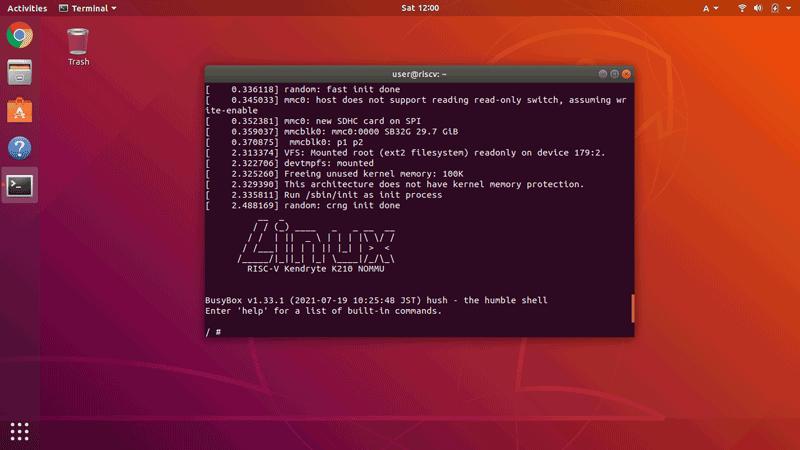 linux-k210-sdcard-maix-bit